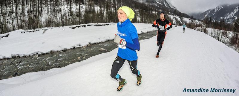 Amandine Morrissey - vainqueur du 9km
