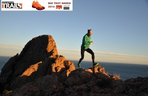BIG TEST SHOES 2014, le test de chasuures de Trail 2014