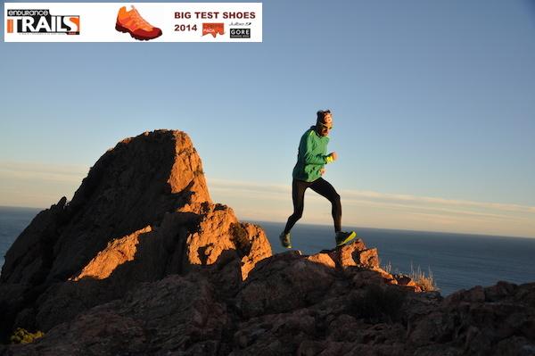 BIG TEST SHOES 2014, le test de chasuures de Trail 2014