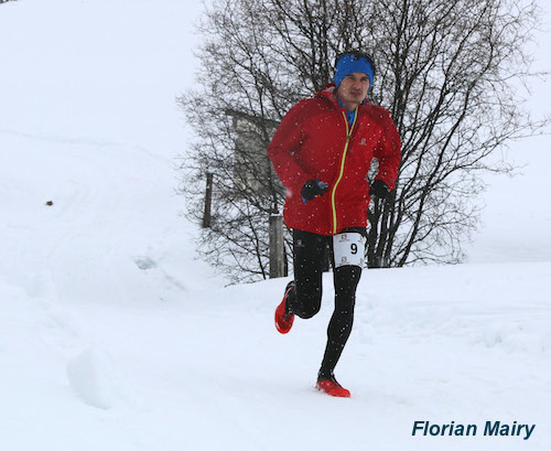 Florian Mairy - Team Salomon espoirs