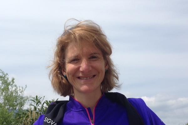 Severine Bovero 2014 - Team Terre de Running / Mizuno