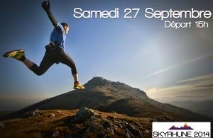 Skyrhune 2014 - la nouvelle course au pays basque