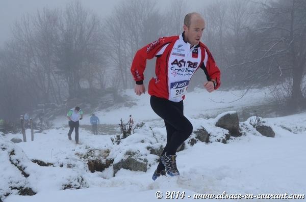 Trail hivernal de la Moselotte 2014