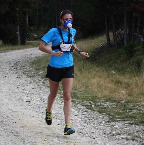 Trail running au staps de Font-Romeu