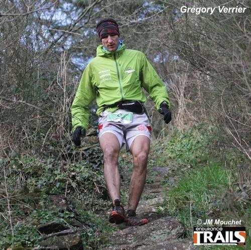 Trail du Vignoble Nantais 2014 - Grégory Verrier
