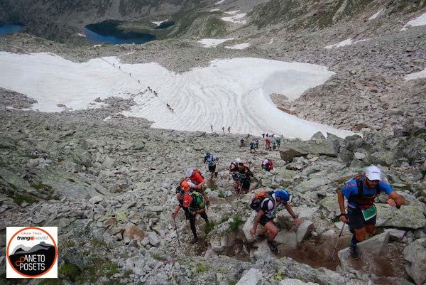 Aneto - Posets Trail 2014