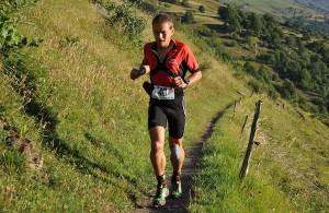 Benoit de Préville, Trail du Vulcain 2014