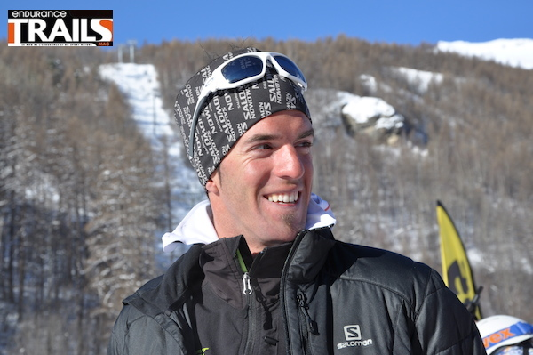 Michel Lanne - Team salomon