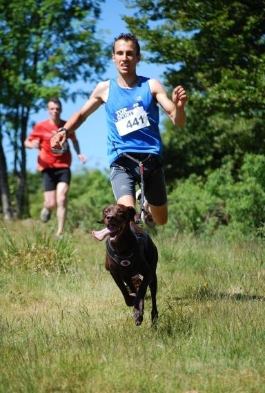 Sebastien Spehler, Champion du Monde de Cani Cross 2011