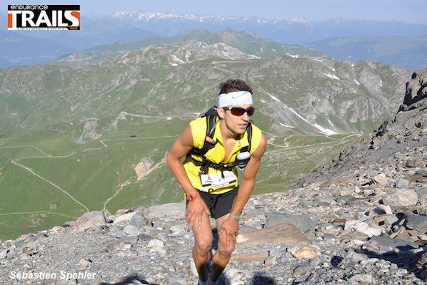 Sébastien Spehler - team Adidas Trail
