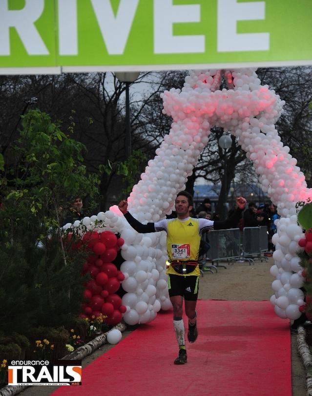 Sylvain Court - ecotrail de Paris 2013