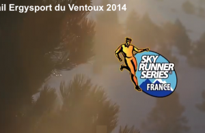 video trail Ergysport du ventoux 2014