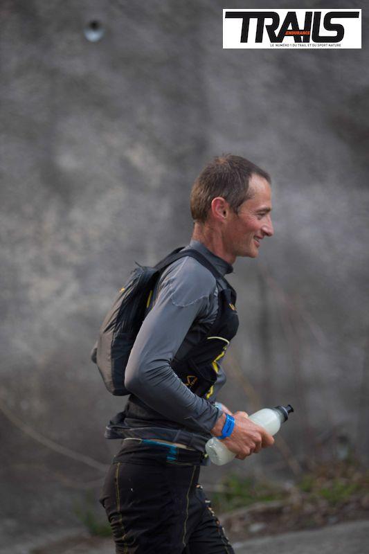 Antoine Guillon, 4ème de l'UTMF 2014