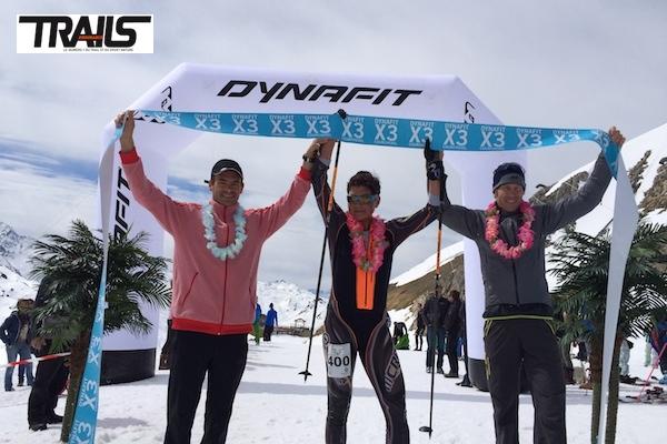 Erik Clavery, Laurent Brochart et Matheo Jacquemoud vainqueurs du X3 2014