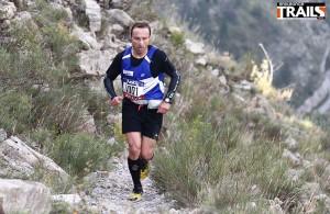 Fabien Antolinos - Championnats France Trails a Gap
