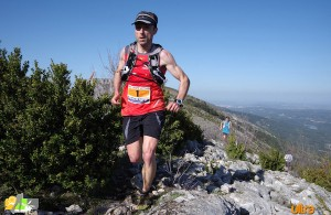 Fabien Antolinos - Sainte Victoire 2014