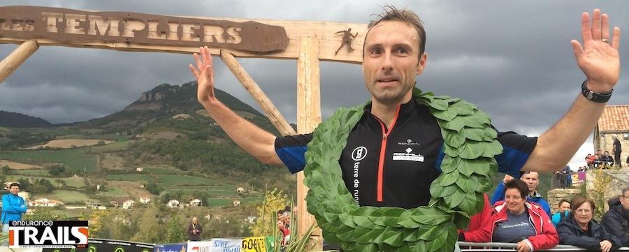 Fabien Antolinos - vainqueur Templiers 2012