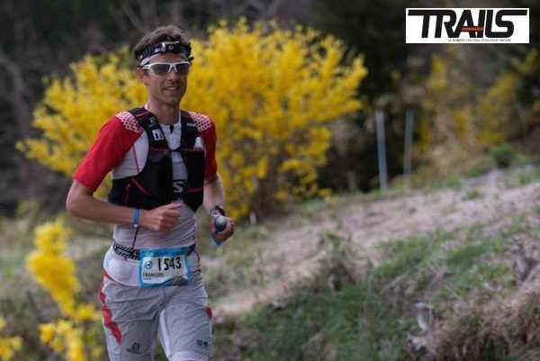 François D'haene, Salomon, vainqueur de l'UTMF 2014