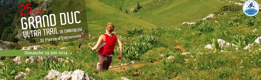 Grand Duc Ultra Trail 2014