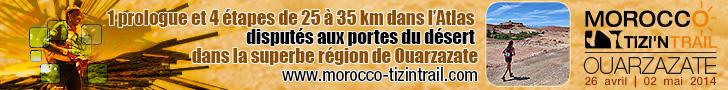 Morocco Tizi N'Trail 2014