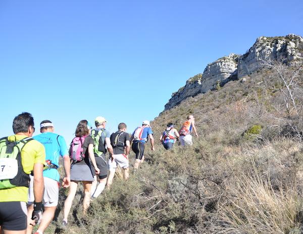 Trail Drome 2014, au coeur des paysages de Provence