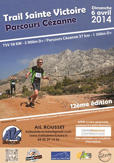 Trail Sainte Victoire 2014