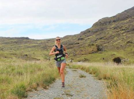 Concurrente Irish Trail 2014