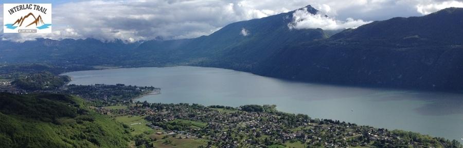 Interlac 2014, relier le Lac d'annecy au lac du Bourget