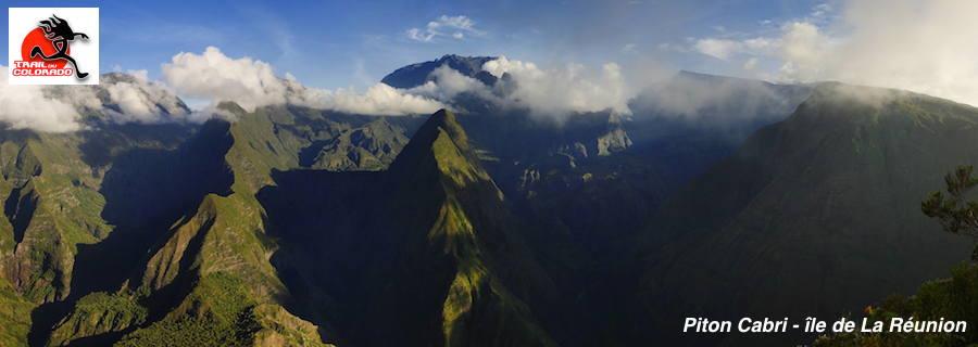 Piton Cabri, Trail du Colorado - ile de La Réunion