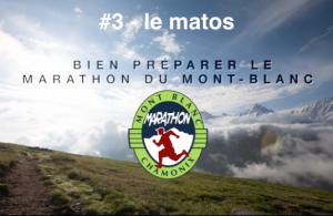 Préparer le marathon du Mont Blanc 2014 - le matos