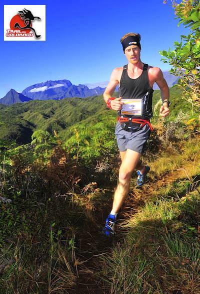 Trail du Colorado 2013, Ricky Lightfoot