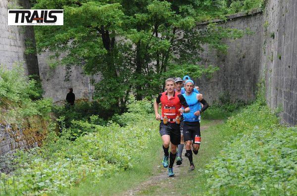 Trail des Forts de Besancon 2014