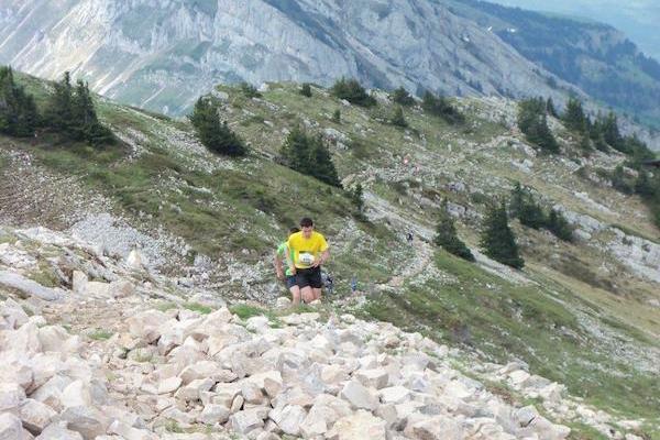 Trail du Pic St Michel 2014- B.Grummel