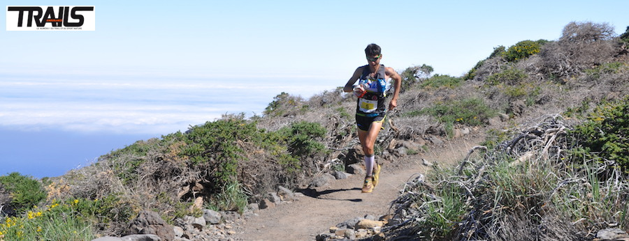 Transvulcania 2014-Sage Canaday