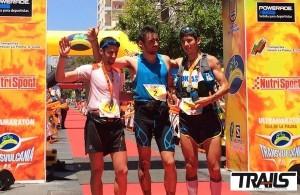Transvulcania 2014 - podium hommes