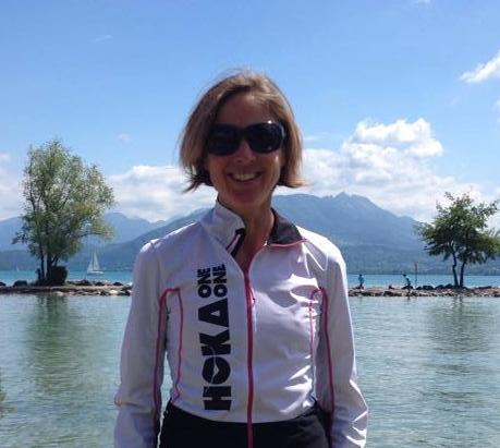 Caroline Chaverot, vainqueur MAxiRace 2014
