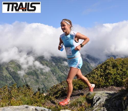 Emelie Forsberg engagée sur le 80km du Mont Blanc 2014