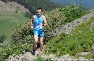 Julien Rancon, Grand Ballon 2014