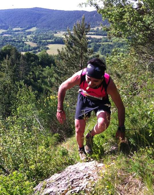 Lozere Trail 2014-Maxime Durand