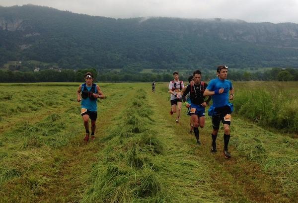 MaxiRace 2014, la tête de course à Doussard