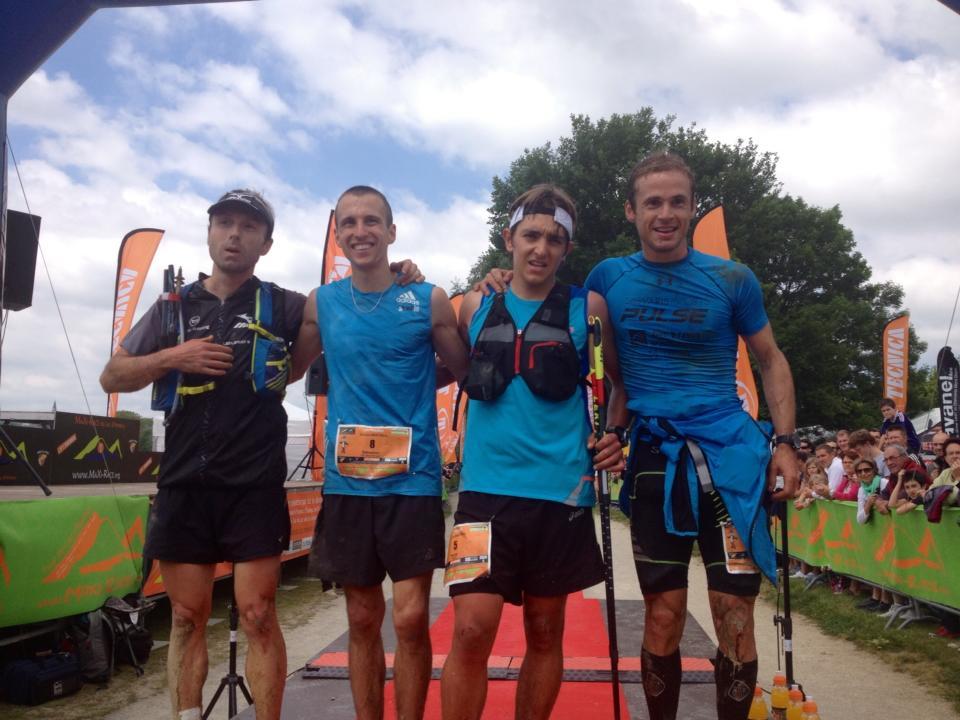 Maxirace 2014-podium hommes