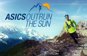 Outrun the sun 2014 by Asics