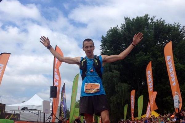 Sebastien Spehler, vainqueur de la Maxi-Race 2014