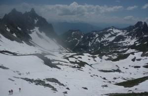 Ultra Trail du Beaufortain 2014