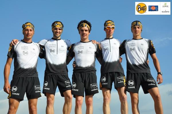 BUFF team France - LES SAISIES