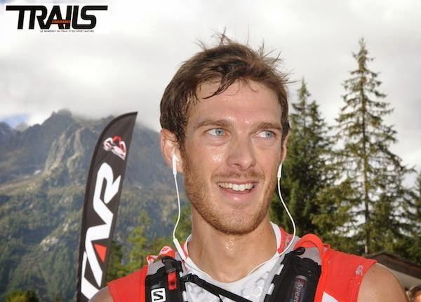 Guillaume Peretti, recordman du GR20