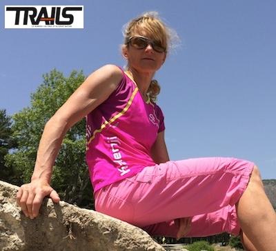 Isabelle Jaussaud, vainqueur du 37km du Champsaur 2014