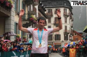 Kilian Jornet vainqueur marathon du Mont-Blanc 2014