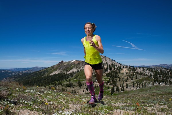 Nathalie Mauclair - Western States 2014