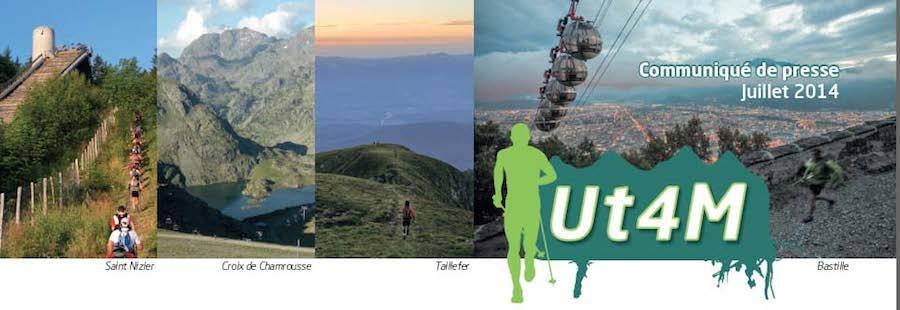 UT4M 2014, découvrir 4 massifs au départ de grenoble